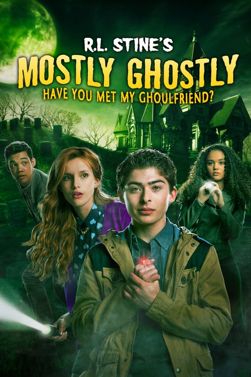 Mostly Ghostly: Have you met my ghoulfriend ? mystream