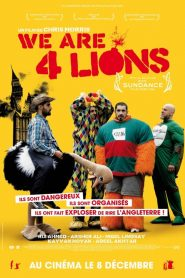 We Are Four Lions mystream