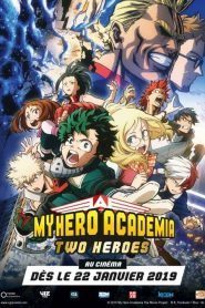 My Hero Academia : Two Heroes mystream