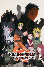 Naruto Shippuden Film 6 : Road to Ninja mystream