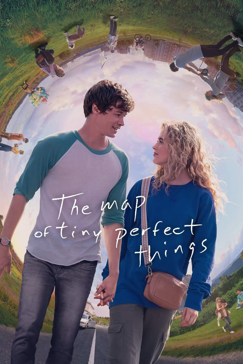 The Map of Tiny Perfect Things mystream