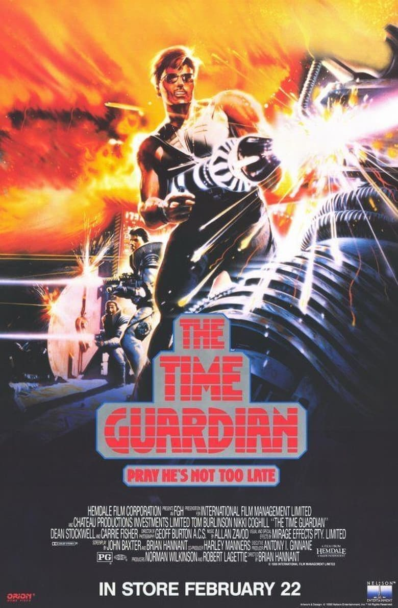 The Time Guardian mystream