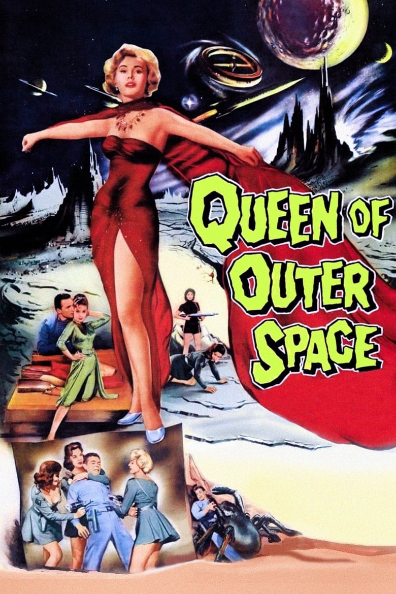 Queen of Outer Space mystream