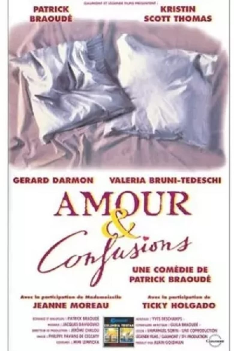 Amour & confusions mystream