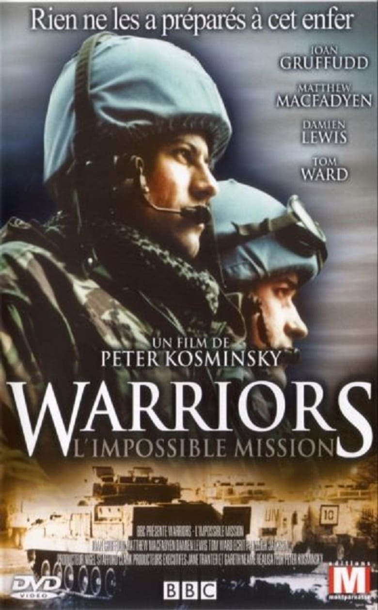 Warriors L'impossible Mission mystream