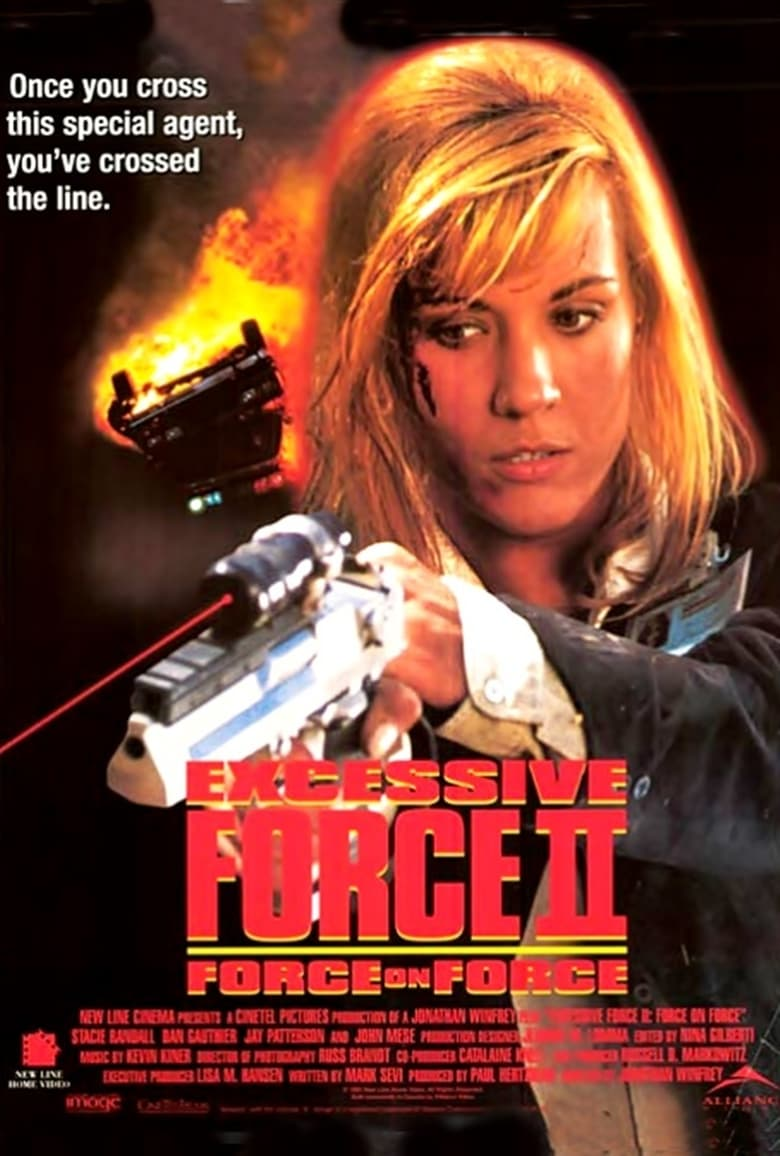 Excessive Force II: Force on Force mystream