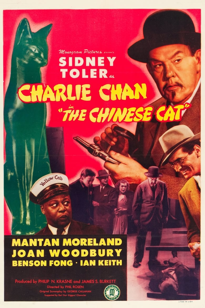 Charlie Chan in The Chinese Cat mystream
