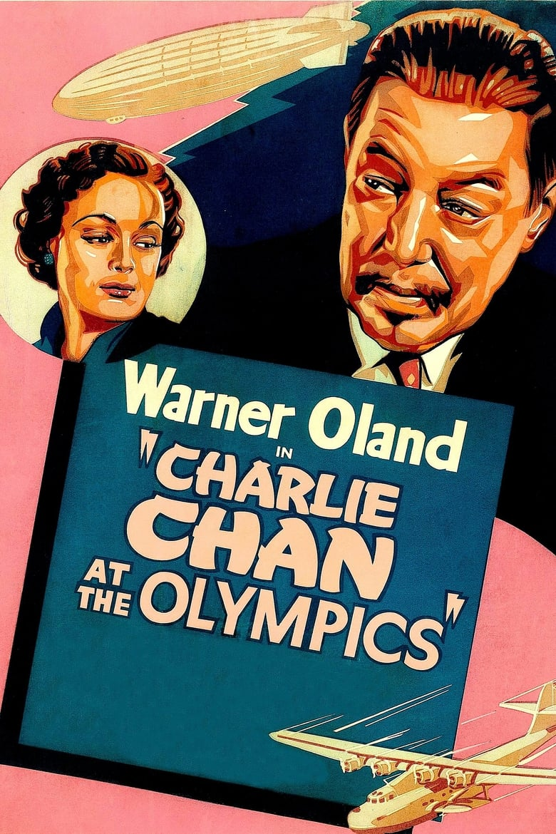 Charlie Chan at the Olympics mystream